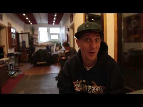 Random Trip II Hiphop Allstars #3 - interjú Ecküvel II backstage videoblog