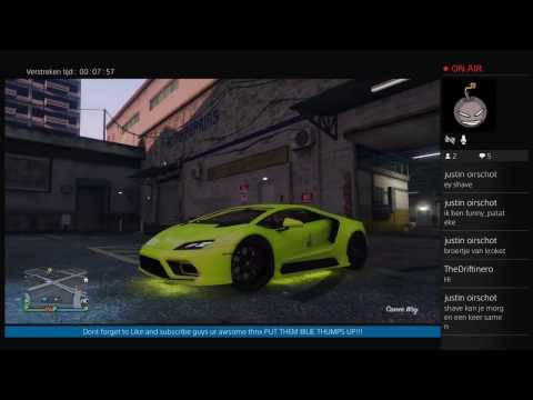 GTA5 ||| ONLINEShave871 ||PS4||  LIVE  gameplay ||||