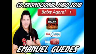 CD EMANUEL GUEDES PROMOCIONAL MAIO 2018