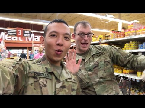 Newcomer's Briefing, Grocery Shopping, Huddle House, Louisiana Adventures, & Military! (Vlog #68)