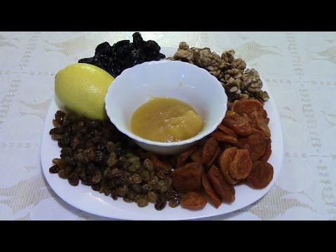 Витаминная смесь для укрепления иммунитета. Готовьте, пробуйте и будьте здоровы!