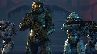 Halo 5: Guardians Campaign Gameplay (15 minutes) - Master Chief + Locke