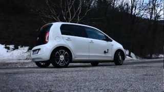 Volkswagen UP! PodlahaShow