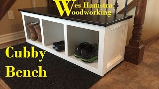 Whw - Cubby Bench - Ep4