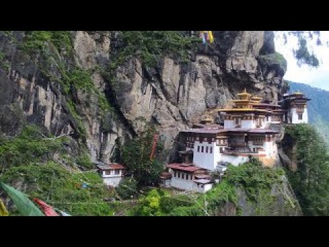 "Paro Taktsang ""The Tiger's Nest"""