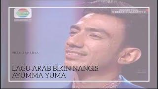 """LAGU ARAB BIKIN NANGIS..!!! Reza Zakarya waktu di Da2 menyanyikan lagu jiddinya """"Ayumma yuma"""""""