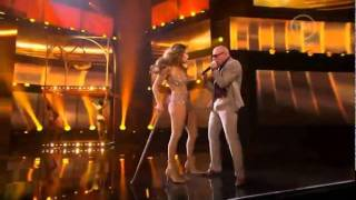Video Jennifer Lopez  (feat Pitbull)  2011 American Music Awards download MP3, 3GP, MP4, WEBM, AVI, FLV Juli 2018