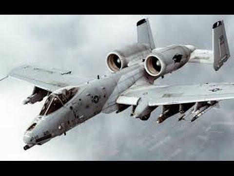 Erdkampfflugzeug A10 Thunderbolt N24 Doku