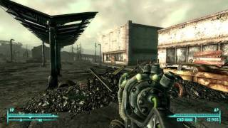 Fallout 3 Gameplay - Just Wandering Around -REPOST-