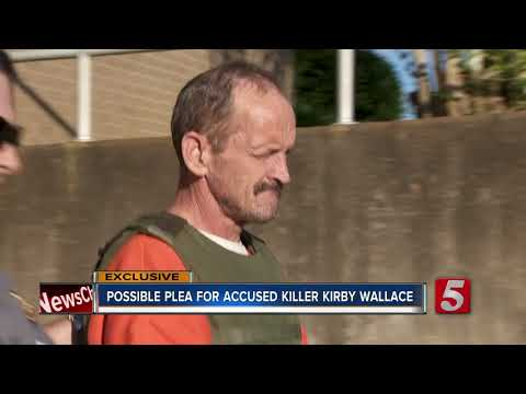 Possible plea deals in the works for accused killer Kirby Wallace