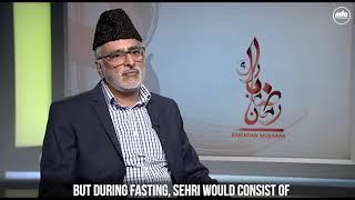 Suhur/Sehri (Pre-fast meal) | Ramadan Tips 2020