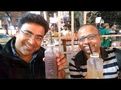 Kolkata Street Food | Pav Bhaji | Tikki Chat | Rallis Syrup @vardaan market