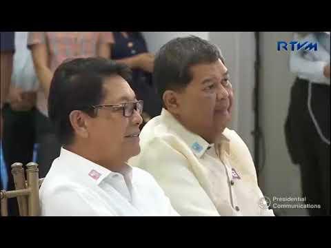 🔴 P-Duterte latest news January 20, 2018 | duterte graces launching of the Overseas Filipino Bank