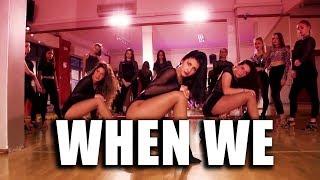 When We - TANK | Heels / Stiletto Sexy Choreography DANCE
