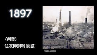 住友電工 120周年記念歴史動画