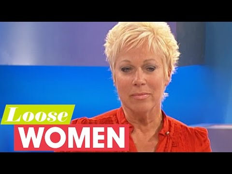 Denise Welch Emotionally Talks About Her Depression   Loose Women