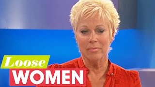 Denise Welch Emotionally Talks About Her Depression | Loose Women