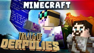 Minecraft - Trials Of Derpulies 7 - The Crash (Modded Minecraft)