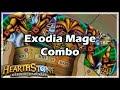 [Hearthstone] Exodia Mage Combo