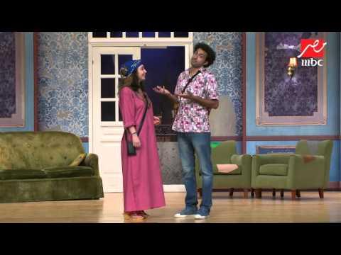 تقليد رائع من  علي ربيع للعندليب على مسرح مصر