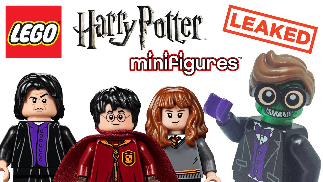 LEAKED Lego Harry Potter 2018 Collectible Minifigures List ...