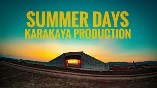 Gambar cover Summer days (Karakaya)