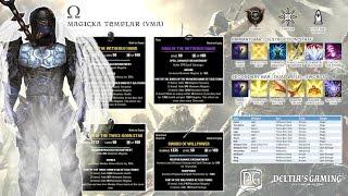 ESO Magic Templar PvE DPS Update for the Dark Brotherhood