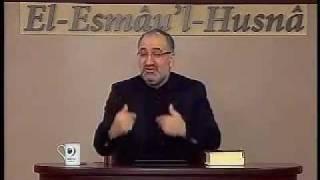 El Esmâu'l Hüsnâ Dersleri 51 ( El Hay - El Kayyûm) / Mustafa İslamoğlu