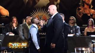 Floyd Mayweather vs. Big Show - WrestleMania Rewind - Tuesday 9/8 CT