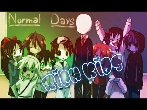 Rich Kids【Creepypastas】