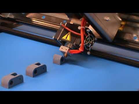 """0 - Sliding-3D: neuer 3D-Drucker mit """"unendlicher"""" Druckoberfläche"""