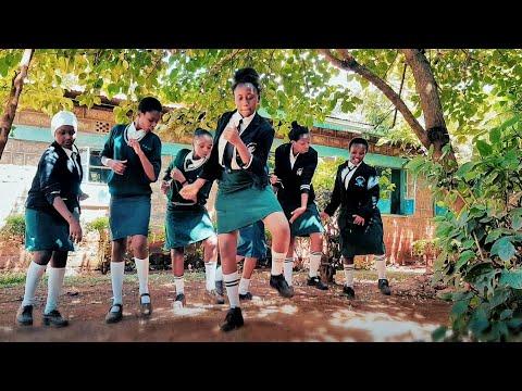 Kenyan School Girls Kanyaga lami challenge