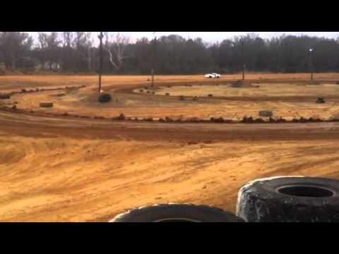 Centerville Speedway playday tests