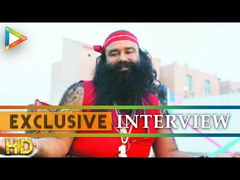 Gurmeet Ram Rahim's Hard Hitting Interview On 'MSG The Messenger' | 'PK' | Drug Mafia