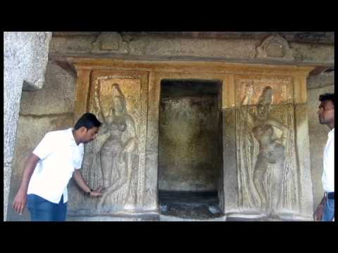 Ancient Art secrets of India - Mamallapuram Part I