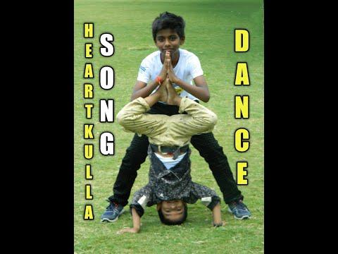 VIMAL SAI DANCE For Gulaebaghavali  Heartukulla Song