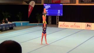 Video ACRO KT Aalst A-Beloften: 2015 BK: Romy- Jill Balans download MP3, 3GP, MP4, WEBM, AVI, FLV Desember 2017
