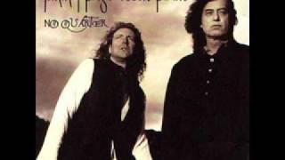 Jimmy Page & Robert Plant - No Quarter - No Quarter