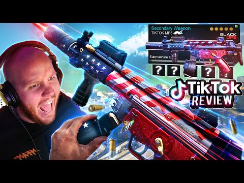 YOU DONT NEED TO ADS THIS MP5… INSANE HIP FIRE (TIKTOK TEST)