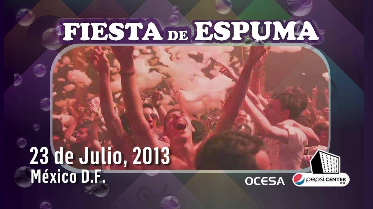 FIESTA ESPUMA Ibiza Residence 2013