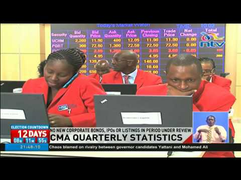 Equity turnover at NSE up by 21.2% to sh 44.9bn in Q2 of 2017