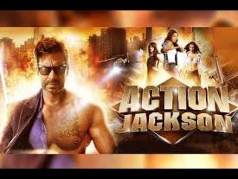 Hindi Movie 2014  Action Jackson Full Hindi Movies  Ajay Devgan } New Way Indian Movies
