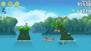Angry Birds Rio, Treasure Hunt, 16, 97550
