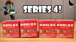 Roblox Series 4 Blind Box Figures Opening! Fun Toy Surprises | Birdew Reviews