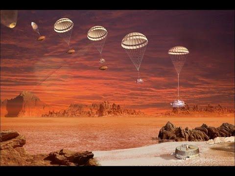 Resultado de imagen de La sonda Huygens