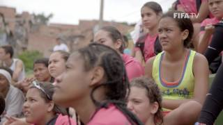 Transforming lives at the Gonzo Soccer Academy in Medellín