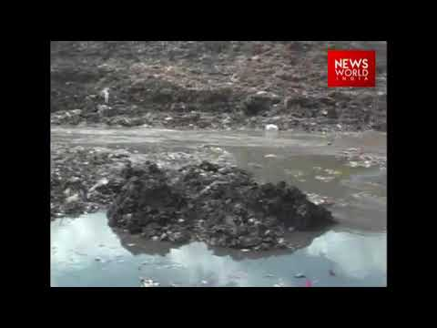 Delhi: Ghazipur Garbage Dump Collapses, Vehicles Trapped In Debris