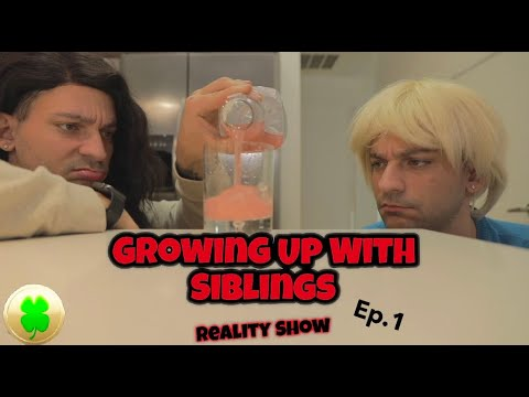 Download Growing up with siblings (REALITY SHOW) EP.1 | PatD Lucky