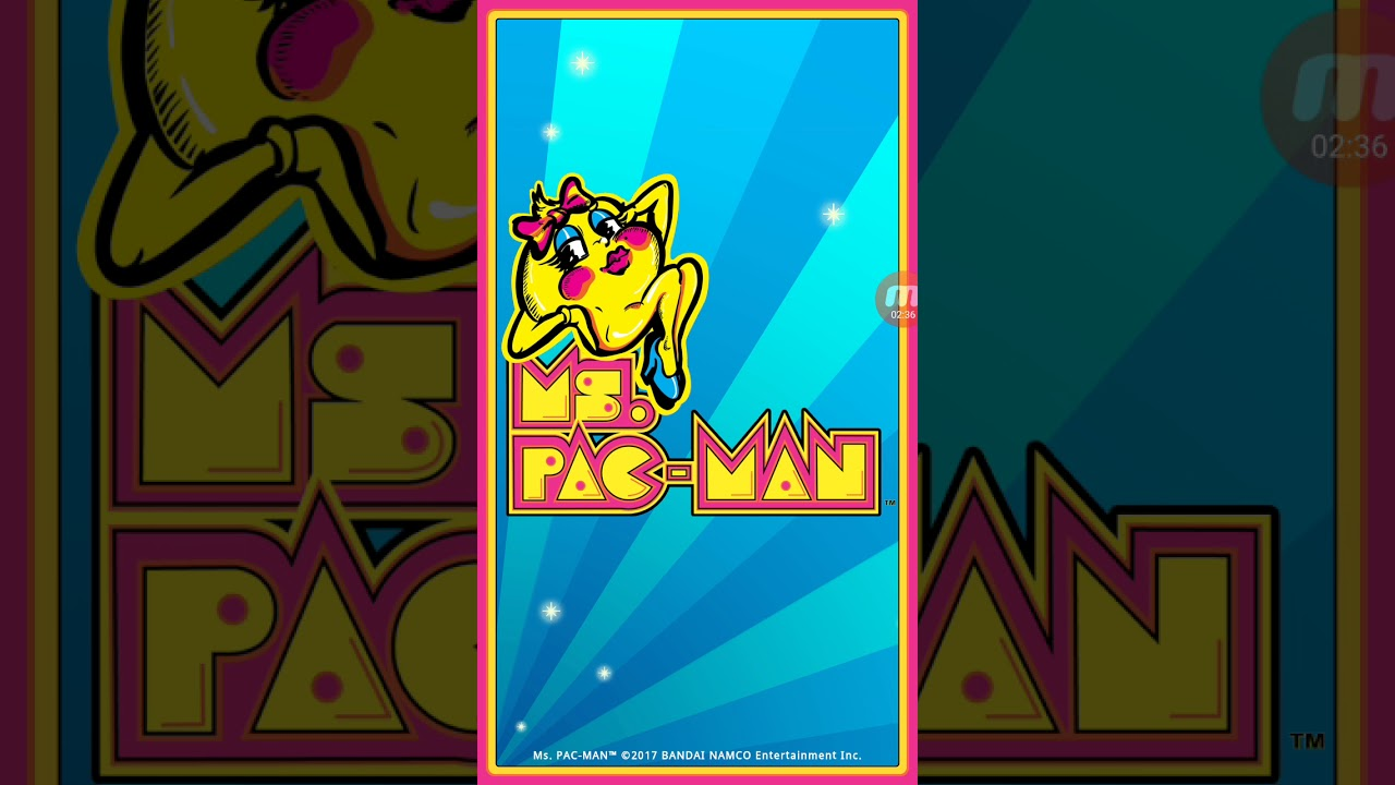 Atari 2600 vcs ms. Pac-man: scans, dump, download, screenshots.