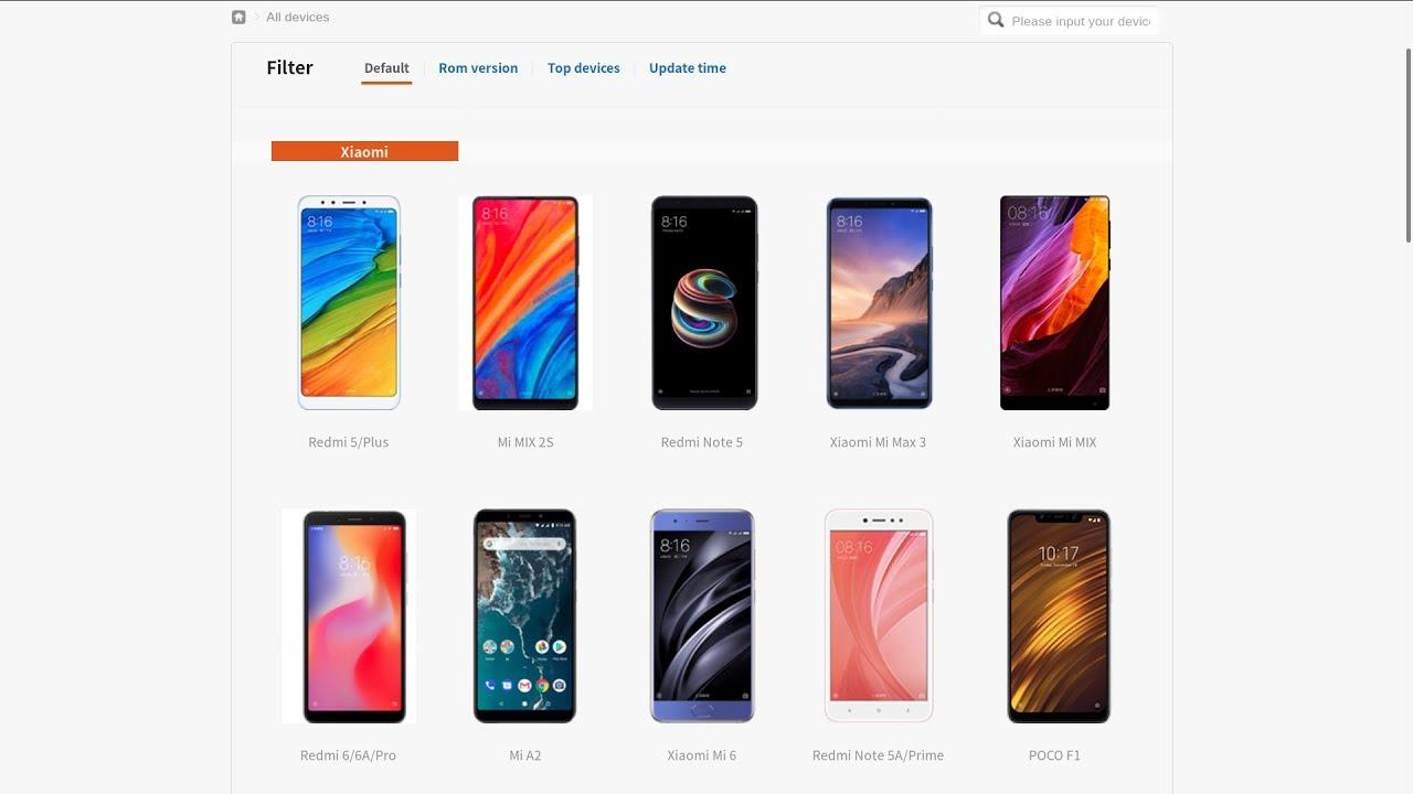 [Google Camera] Android 9 MIUI 10: Xiaomi Pocophone F1 | Mi 8 | Mi Mix